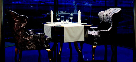 Table for 2 at Prime Steakhouse