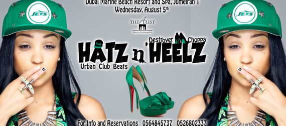 #HATZnHEELZ WEDNESDAY NIGHT SPECIALS! 2 Complimentary Drinks for ALL GUESTS before 12:30.