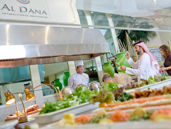 Al Dana Dubai International Restaurants In Dubai Sheikh