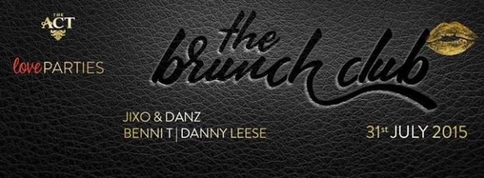 love PARTIES presents THE BRUNCH CLUB