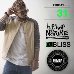 HIP HOP by NATURE feat DJ BLISS