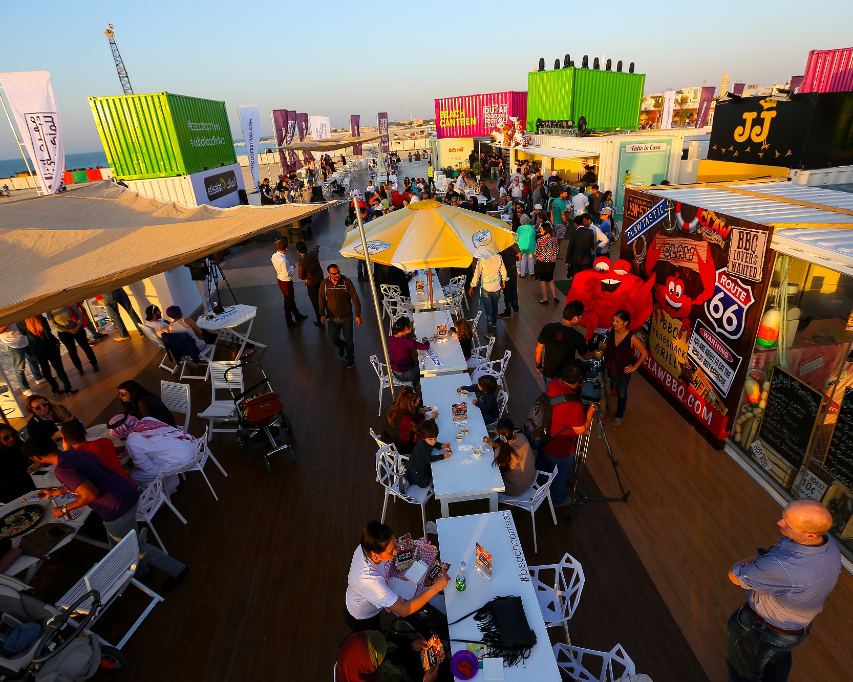 Dubai Food Festival announcesline-up for Made in Dubai