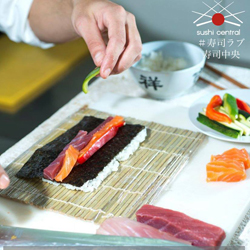 Sushi Central - Experience culinary and healthy Japanese food in Abu Dhabi