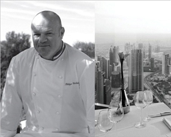 At.mosphere welcomes Chef Philippe Etchebest 25 - 27 November 2013