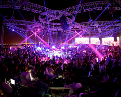 WHITE Dubai brings Tomorrowland's Andrew Rayel and British vocalist Christian Burns
