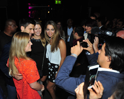 Tennis Stars added to GQ Bar's Glitz & Glamour