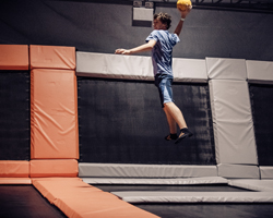 JUMP BOXX INDOOR TRAMPOLINE PARK announces Dodge-ball league