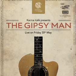 The Gipsy Man Live