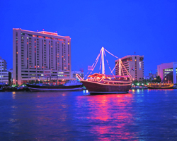 Dine In, Fly Out and Drive Away with Radisson Blu Hotel, Dubai Deira Creek