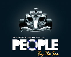 Formula One meets PEOPLE by The Sea