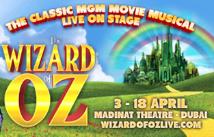 The Wizard of Oz – The Classic Movie Musical Live on Stage