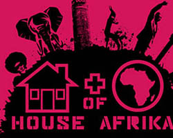 Andrew Hartley at HOUSEofAFRIKA – Fri 20th March