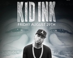 Kid Ink Almost Home at People by Crystal Dubai