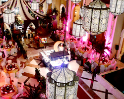 Iftar at Moevenpick Hotel Ibn Battuta Gate
