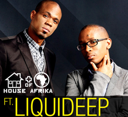Puma Fishtail Rides Presents Liquideep @ House of Afrika