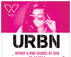 URBN's First edition launches at WHITE Dubai, with a pink twist
