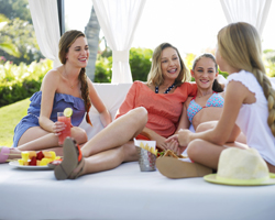 Ladies Day now from Saturday to Thursday at the Sheraton Jumeirah Beach Resort