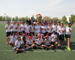 EMIRATES AIRLINE DUBAI RUGBY SEVENS DAY CELEBRATES LAUNCH OF PARTNER SCHOOLS PROGRAMME