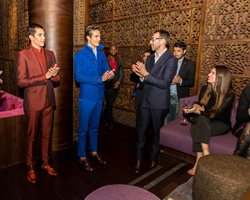 Berluti Wows With Exclusive Cocktail and Trunkshow
