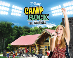 DISNEY'S CAMP ROCK: THE MUSICAL