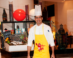 SHANGRI-LA HOTEL, DUBAI WELCOMES BACK LOBSTER-LICIOUS
