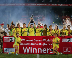 Emirates Airline Dubai Rugby Sevens 2014 Teams Announced