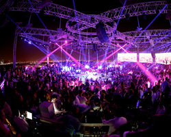 This January, WHITE Dubai welcomes Beirut Party-Goers