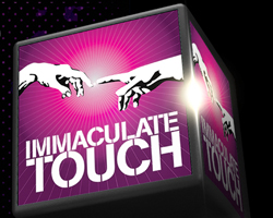 Aloft Abu Dhabi presents the Immaculate Touch 3D UV  Pool party!