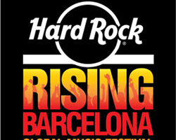 UAE BANDS COMPETE FOR THE CHANCE TO TAKE THE STAGE AT THE FIRST HARD ROCK RISING BARCELONA GLOBAL MUSIC FESTIVAL