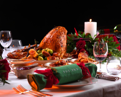 Celebrate Thanksgiving, Christmas and takeaway turkey at The Ivy