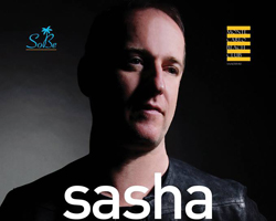 SASHA at Monte-Carlo Beach Club, Saadiyat on Friday 16 May