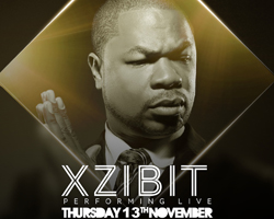 Xzibit at People by Crystal Abu Dhabi