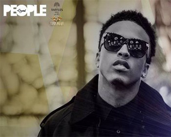 August Alsina LIVE at People by Crystal