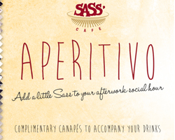SASS CAFÉ DUBAI LAUNCHES APERITIVO