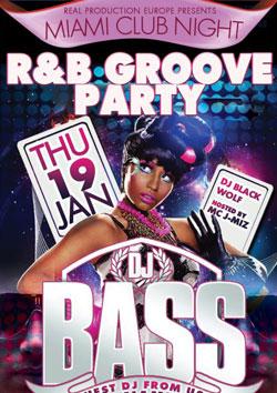 R N B Groove Party – , Events in Dubai: DubaiNightPlanner com