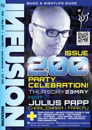 Infusion Magazine 200th Issue Celebration Party