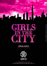 Girls in the City at Cavalli Club
