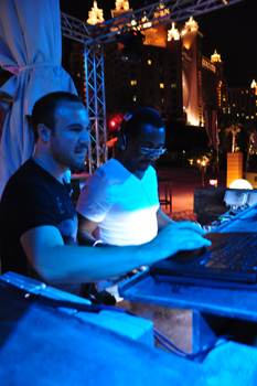 Play at Nasimi Beach